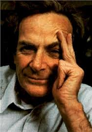 Nobel laureate  Richard Phillips Feynman